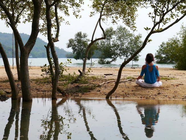 7 Tage Qigong, Meditation und Yoga Retreat in Koh Yao Noi, Thailand