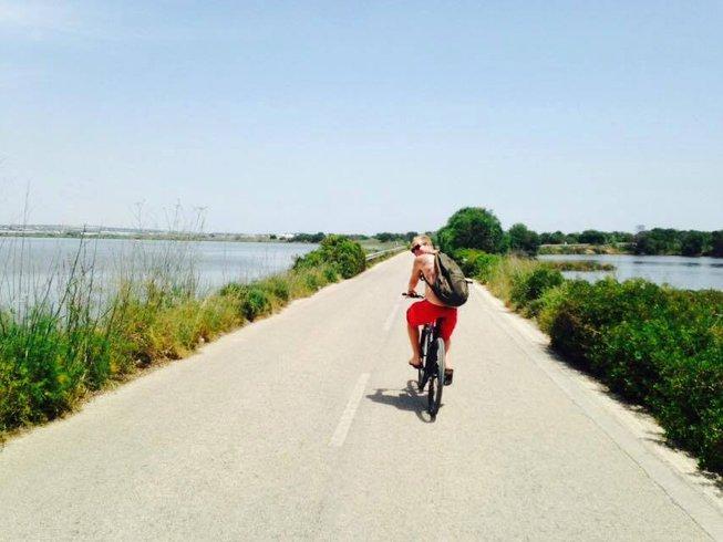4 días vacaciones de yoga y ciclismo en Ragusa, Italia
