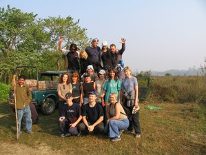 4 Day Koshi Tappu Wildlife Reserve Safari in Nepal