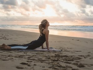 Surf and yoga camps