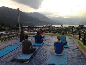 30 Days 500-Hour Advanced Yoga Therapy Teacher Training in India