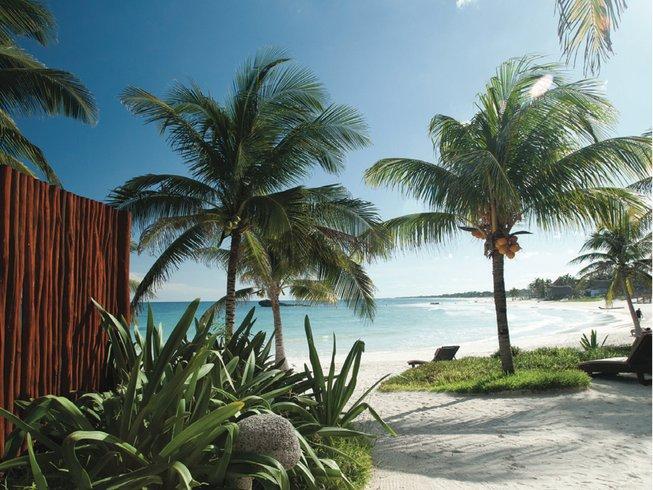 6-Daagse Strandzijde Meditatie en Yoga Retraite in Tulum, Mexico