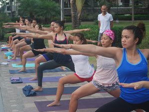 26 Days 200-Hour Yoga Teacher Training in Philippines