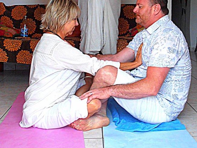 7 Tage Selbstverwirklichung Tantra Yoga Urlaub auf Kreta, Griechenland