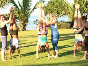 10 Days 100-Hour Rocket Yoga Teacher Training in Bali, Indonesia