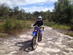 2 Day Kulen Mountain Camping Adventure Guided Motorbike Tour Siem Reap, Cambodia