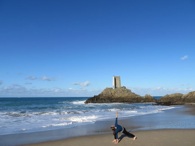 2 Days Weight Loss Yoga Retreat in Brittany, France