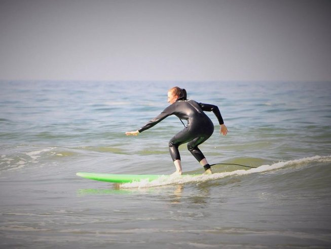8 Days Surf and Yoga Retreat in Morocco