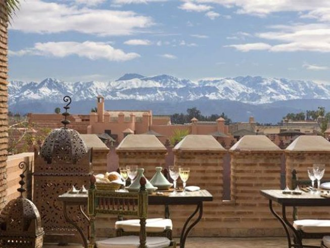 8 Days Cooking Vacation in Morocco With Valli Little