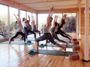 6 Day Zero Pressure: 5Rhythms® Meditation and Yoga Retreat in Paros