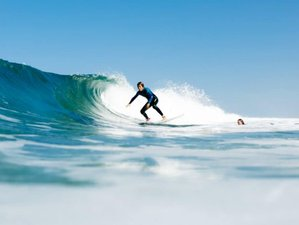 8 Days Exciting Family Surf Camp in Mimizan, France