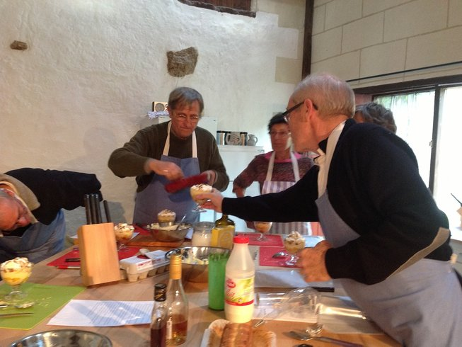 4 Days Cooking Holiday & Wine Tasting France
