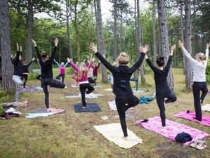 3 Days Women's Surf and Yoga Retreat Netherlands