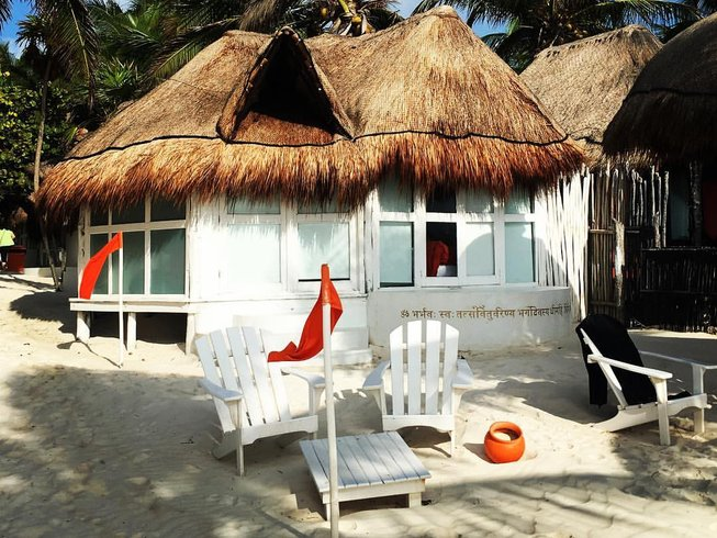 8 Days Fitness and Yoga Retreat Tulum, Mexico