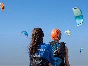 8 Day 6-Hour Licensed Radio Controlled Kitesurfing Course in Viganj, Peljesac Peninsula