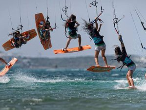 7 Days Luxury Catamaran SUP and Kitesurfing in Saint Vincent and the Grenadines
