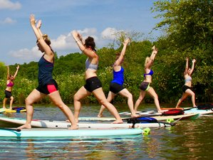 3 Days Women's Stand Up Paddling and Yoga Retreat in Toronto, Canada