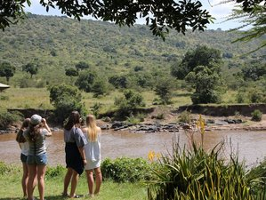 8 Days Single Traveler Luxury Safari in Kenya
