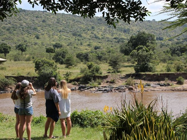 8 Days Single Traveler Luxury Safari in Kenya