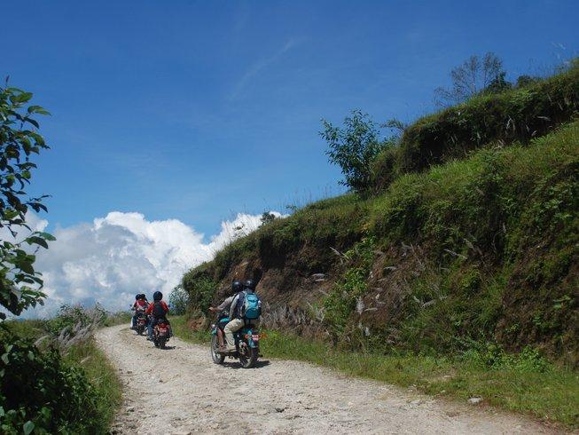 9 Days Kathmandu to Mustang Motorcycling Tour in Nepal