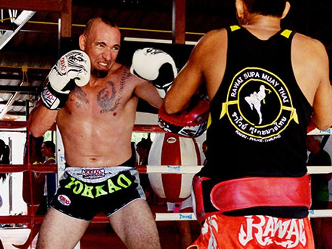 30 Days Supa Muay Thai Camp Thailand