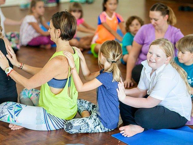 3 Days 18 Hour Kids Yoga Teacher Training In Thailand