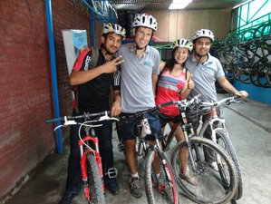 5 Days Mountain Bike Tour in Nepal