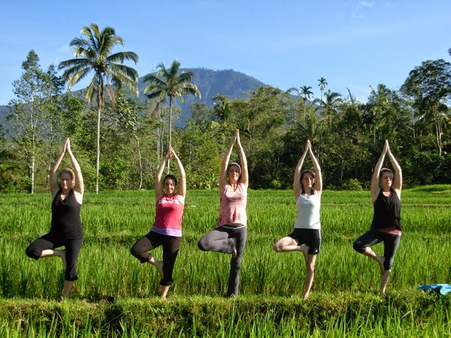 7 Days Meditation and Yoga Retreat in Bali