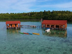 8 Day Surf Trip in Banyak Islands, Sumatra
