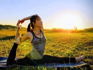 3 jours en week-end de yoga hatha, yin, nidra et méditation à Montigny-Lencoup, près de Paris