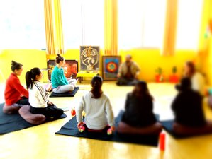 24 Days Intensive 200-Hour Yoga Teacher Training Scholarship Program in Rishikesh, India