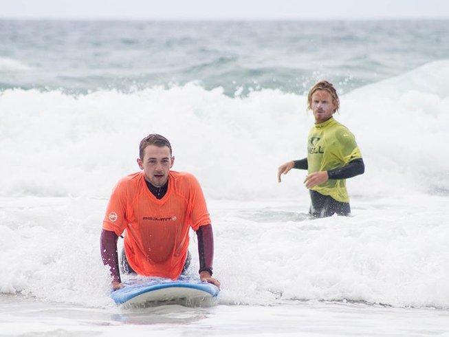 8 Days Surf & Kite Camp in Algarve, Portugal