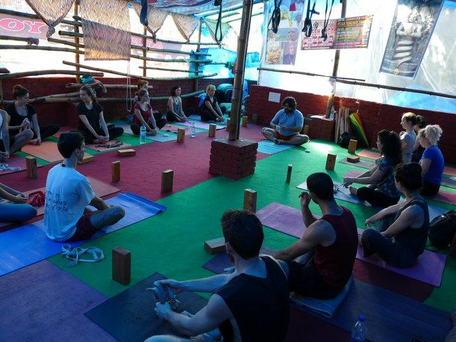 7 Tage Pranayama Kurs und Yoga Urlaub in Dharamsala, Indien
