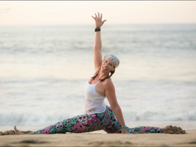 20 Days Yoga Alliance Yoga Teacher Training in Mexico