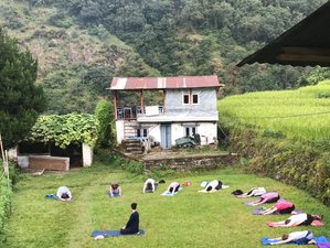 15 Day Yoga Holiday and Trekking with Spectacular Mountain Views in Kathmandu, Nepal