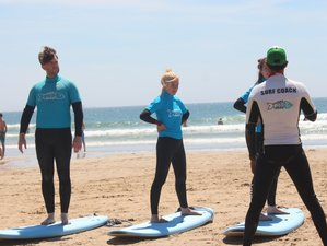 4 Day Surf Camp in Matosinhos, Porto