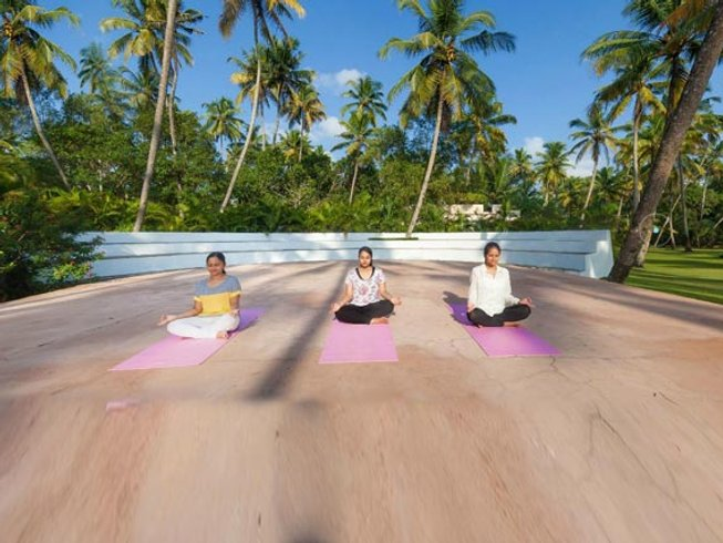 8 Days Yoga and Ayurveda Retreat in Kerala, India