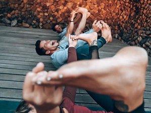 8 Tage Vitalisiere Körper und Geist im Yoga und Fitness Retreat auf Teneriffa