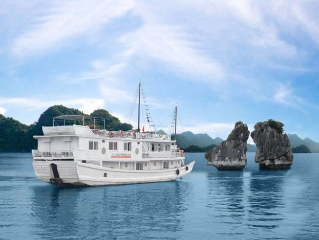 3 Days Exciting Culinary Vacations in Halong, Vietnam
