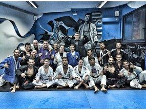 6 Days Brazilian Jiu Jitsu, Fitness Camp in Athens, Greece