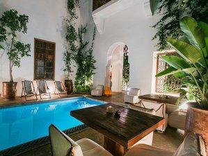 4 Day Yoga Luxury Retreat in Marrakech
