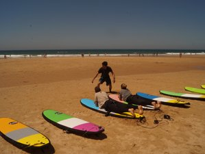 5 Day Surf Taster: Surf Camp While Staying in Sintra-Cascais Natural Park, Lisbon