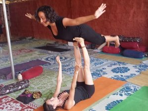 28 Days 200-Hour Yoga Teacher Training in Goa
