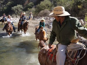 2 Day Camping Horse Riding Holiday in San Miguel de Allende, Guanajuato