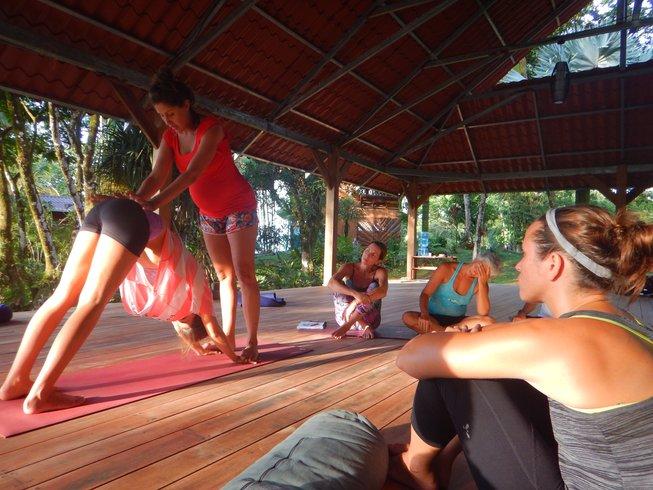 36 Days 300-hour Yoga Teacher Training in Costa Rica