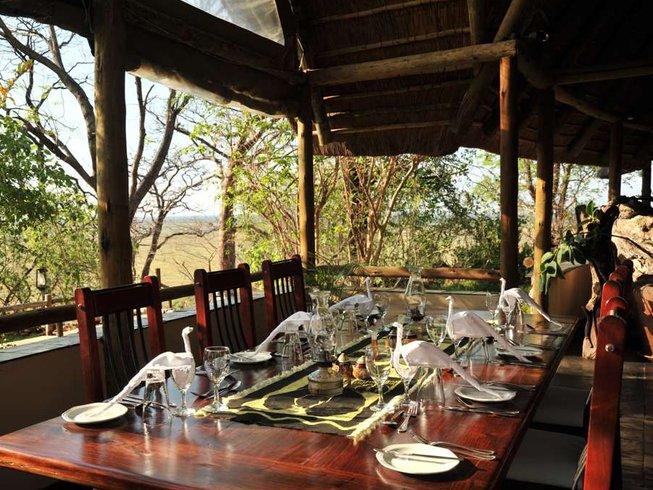 5 Days Chobe National Park Safari