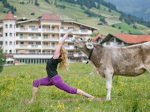 5 Tage Verjüngender Ayurveda Yoga Retreat in Tirol, Österreich