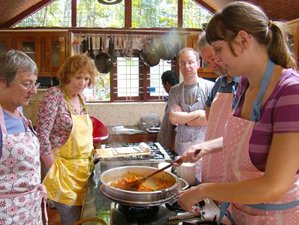 4 Day Cooking Holiday in Kerala