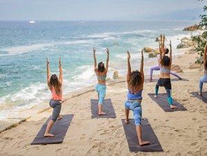 6 Day Women's Yoga and SUP Adventure Retreat in Quimixto, Puerto Vallarta
