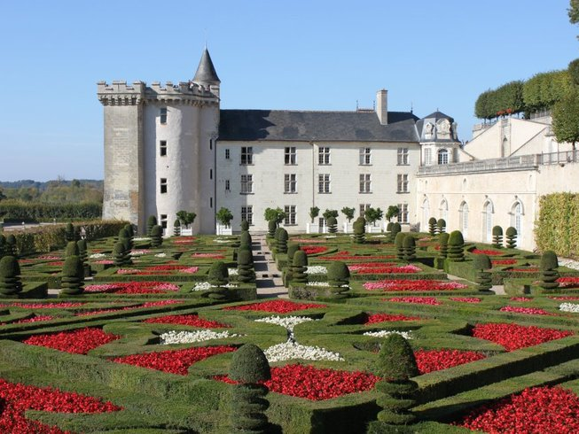 5 Days Culture and Gourmet Cooking Vacations in Loire Valley, France